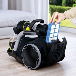 Filtre hygiénique pour un air plus sain et plus pur dans votre maison