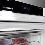 Liebherr display freezer
