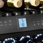 Réglage température cave à vins Liebherr Suisse