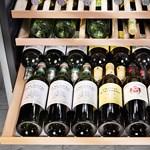 Hygrométrie cave à vins Liebherr Suisse